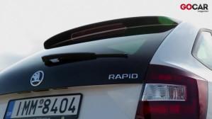 Skoda Rapid Spaceback GOCAR TEST DRIVE