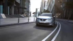 Suzuki Baleno 2015 video debut