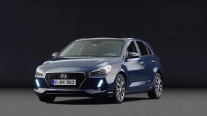 New Generation Hyundai i30 - Design Trailer