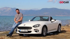 GOCAR TEST - Fiat 124 Spider
