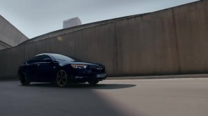 Opel Insignia Grand Sport Time for a statement
