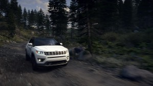 Jeep Compass Active Drive System