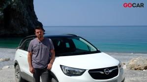 GOCAR TEST - Opel Crossland X 1.6 diesel