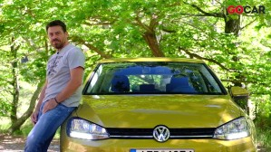 GOCAR TEST DRIVE - Volkswagen Golf 1.5 TSI Evo