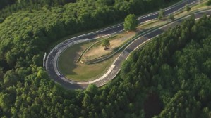 Subaru WRX STI Nurburgring full lap