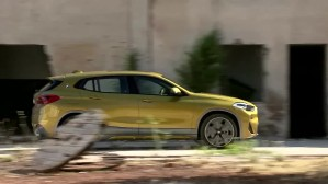 BMW X2 official video
