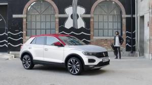 Volkswagen T-Roc First drive video