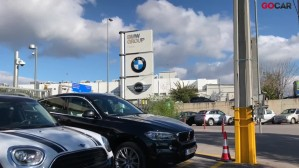 BMW 6 Gran Turismo στα Καλάβρυτα