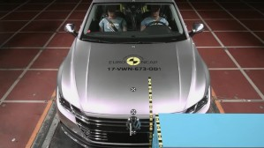 Euro NCAP Best in Class 2017