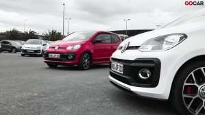 Volkswagen up! GTI On The Road