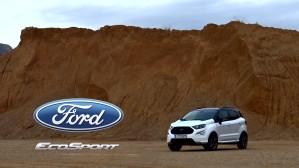 Ford EcoSport 2018 GR