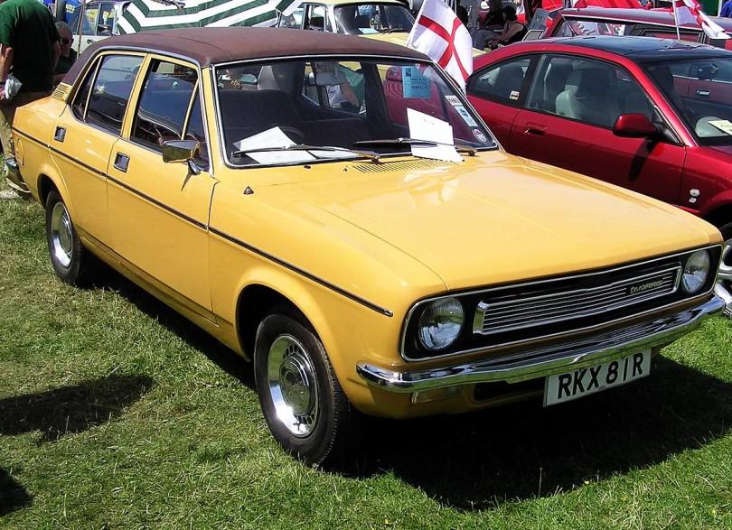 Morris Marina 1971-80