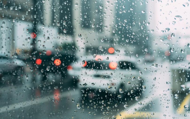 rain and drive