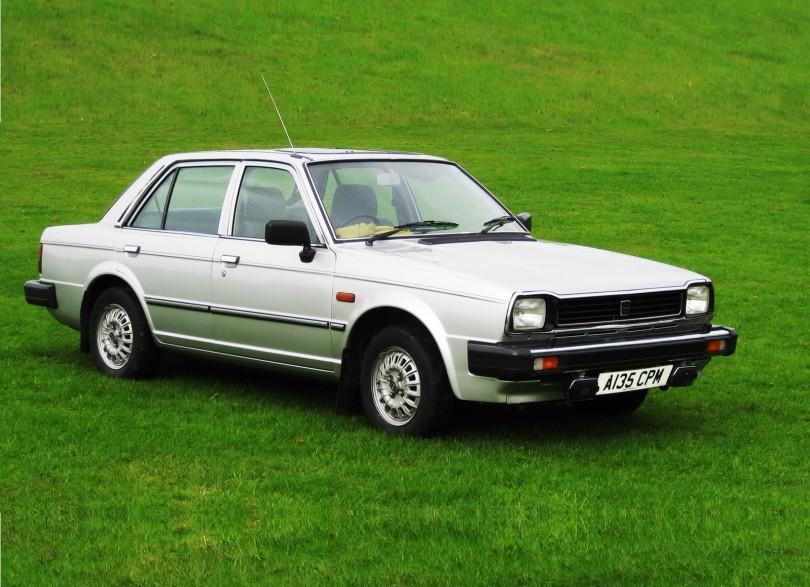 Triumph Acclaim 1981-84