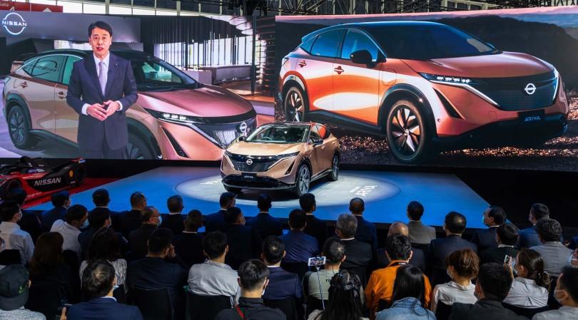 Nissan Auto China