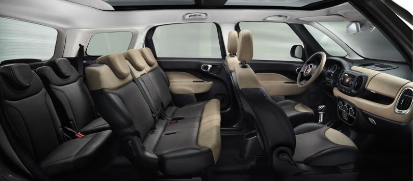 Fiat 500L Living