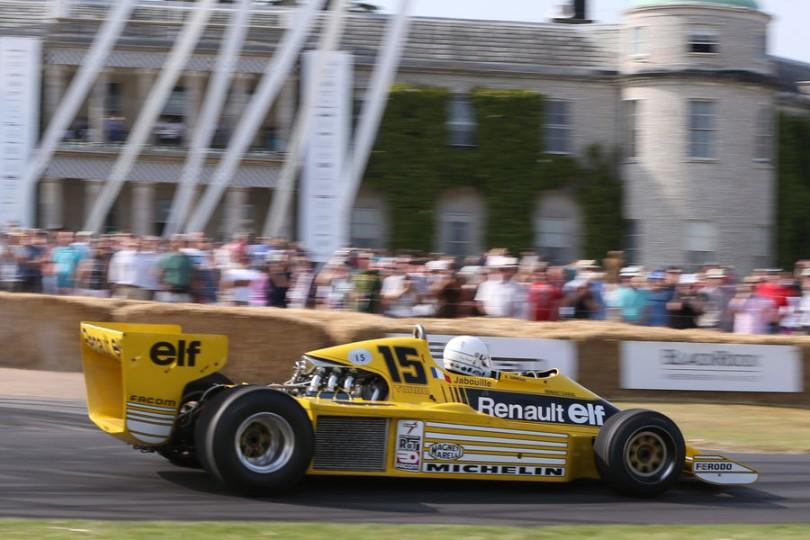 renault f1 turbo