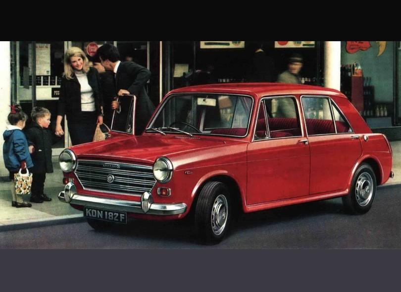BMC 1100/1300 1962-74
