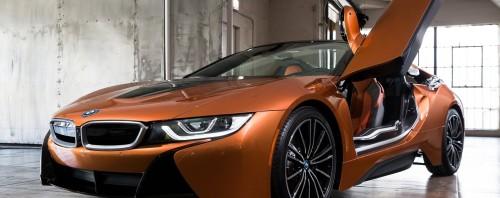 Πόσα BMW i8 πουλήθηκαν στην Ελλάδα το 2018;