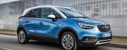Το Opel Crossland X σε σούπερ τιμή