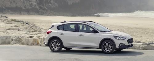 Από 21.393 ευρώ το Ford Focus Active