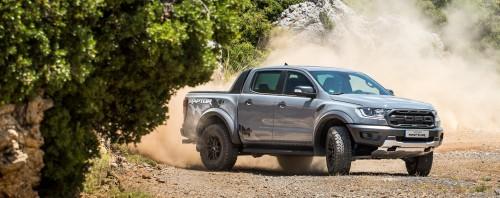 Πρώτη Οδήγηση: Ford Ranger Raptor - Σιδερώνει!