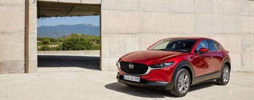 Οδηγούμε στην Ισπανία το νέο Mazda CX-30