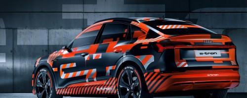 Το Audi e-tron αποκτά αδελφάκι (vid)