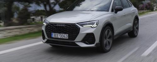 Δοκιμή Audi Q3 Sportback 35 TDI S-Tronic: Πολυτάλαντο!
