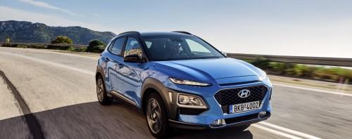 Δοκιμή: Hyundai Kona Hybrid - One of a kind