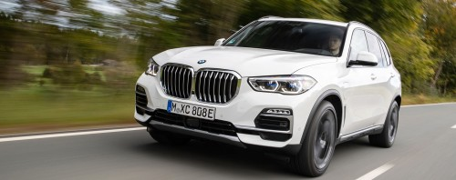 Δοκιμή: BMW X5 xDrive45e - The next big thing