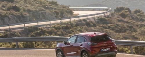 Δοκιμή: Ford Puma 1.0 Ecoboost 125 PS DCT - Σειρά του!