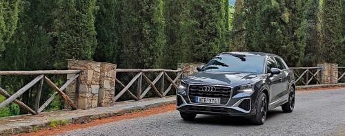 Δοκιμή Audi Q2 35 TFSI S tronic: Πού άλλαξε και πόσο βελτιώθηκε το premium κόμπακτ SUV;