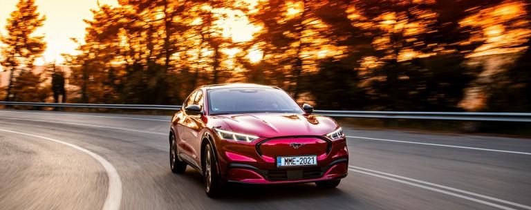 Δοκιμή Ford Mustang Mach-e: Όχι ακόμα ένα ηλεκτρικό…