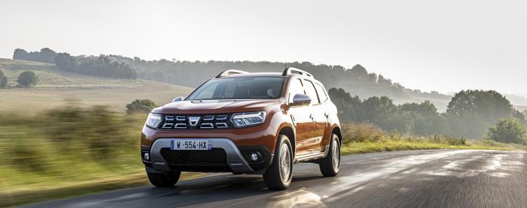 Οδηγούμε το νέο Dacia Duster: Πυλώνας επιτυχίας