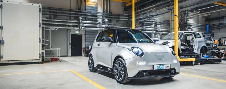 Το ηλεκτρικό αυτοκίνητο e.GO Life θα παράγεται στην Ελλάδα από το 2024