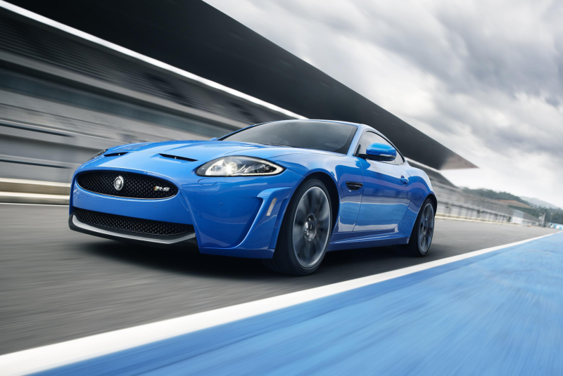XKR-S COUPE