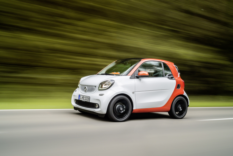 FORTWO COUPE