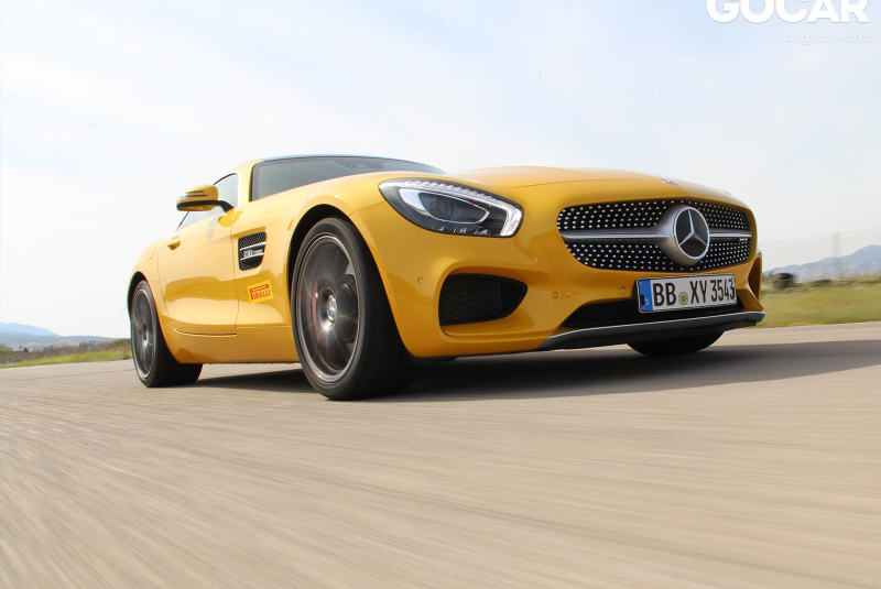 AMG GT COUPE
