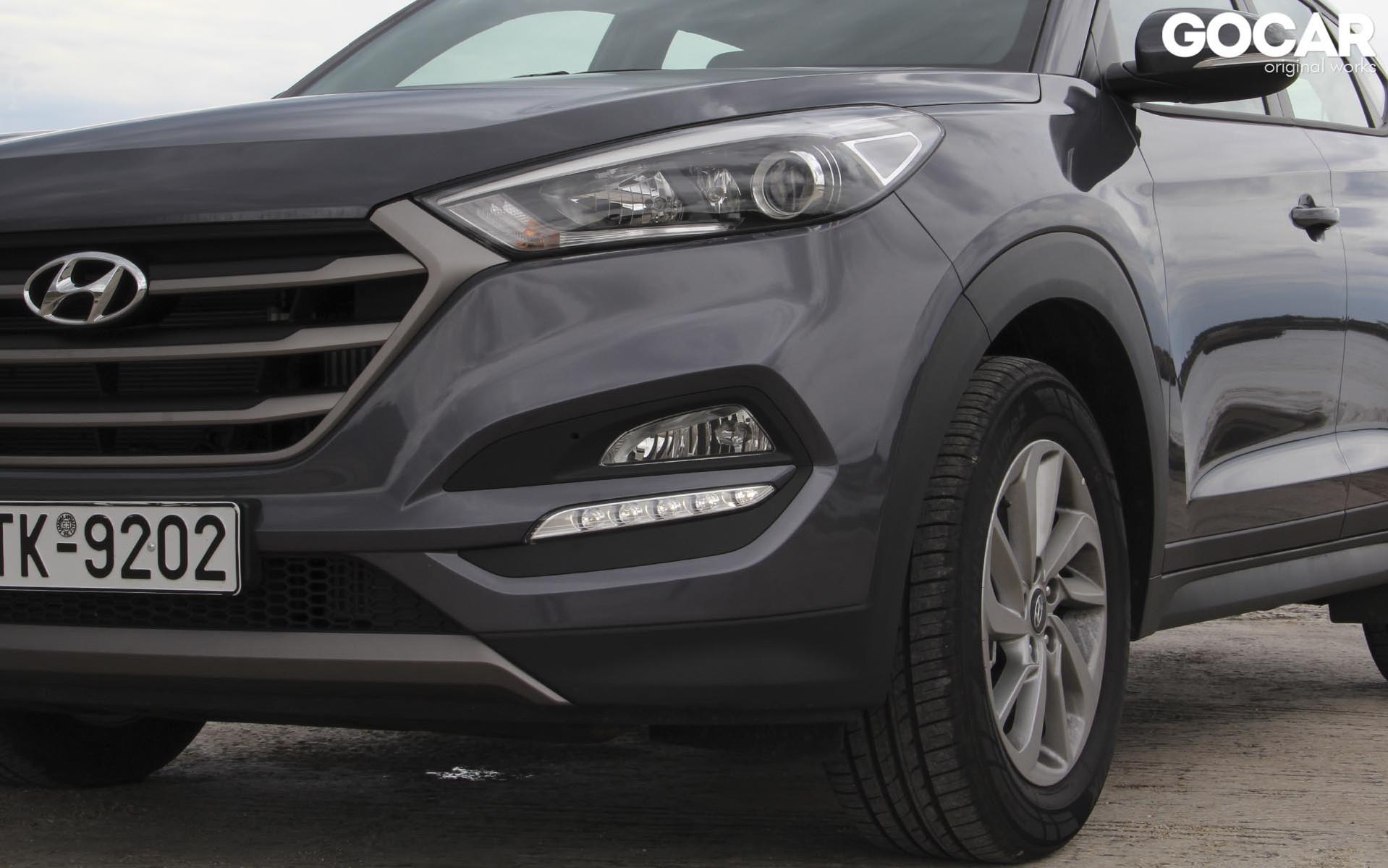 ΔΟΚΙΜΗ: Hyundai Tucson 1.7 CRDi 141 PS DCT - Η Hyundai ...