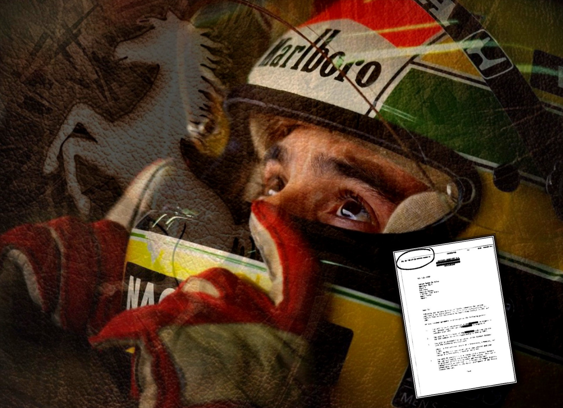 fc77750fd93 Ayrton Senna at Ferrari: A deal that was stopped from the inside ...