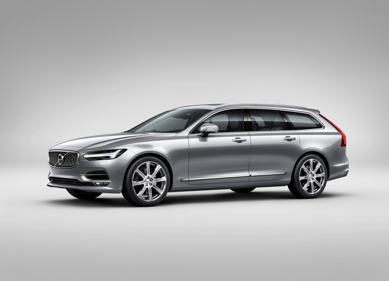 V90 T6 AWD Geartronic R-Design