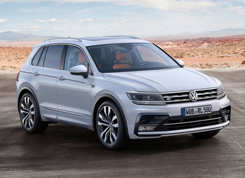 TIGUAN 2.0 TDI 190 PS 4MOTION EXCLUSIVE DSG7