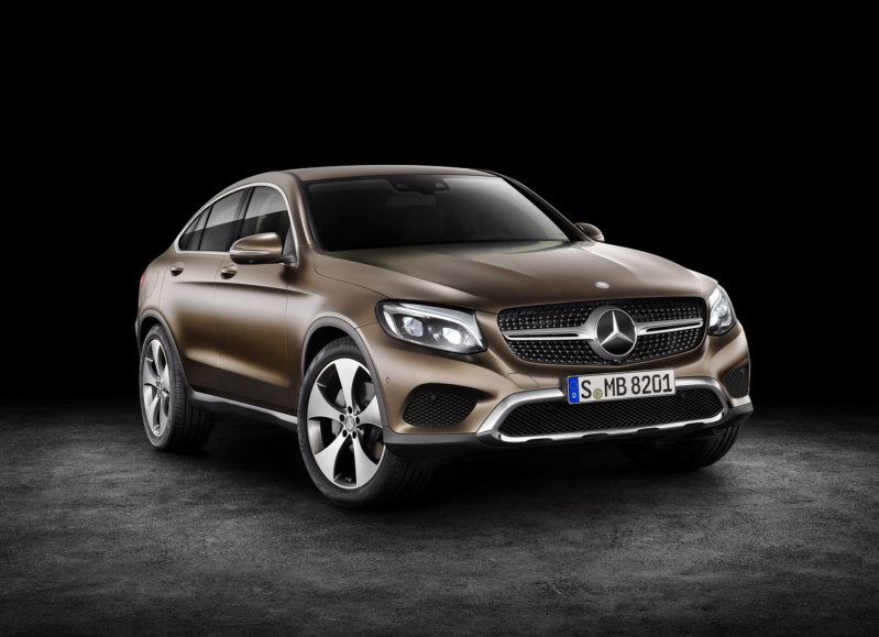 GLC Coupe 300 4MATIC