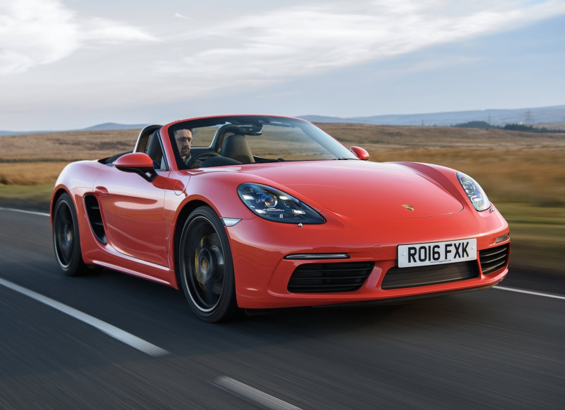 718 BOXSTER 2.5 S