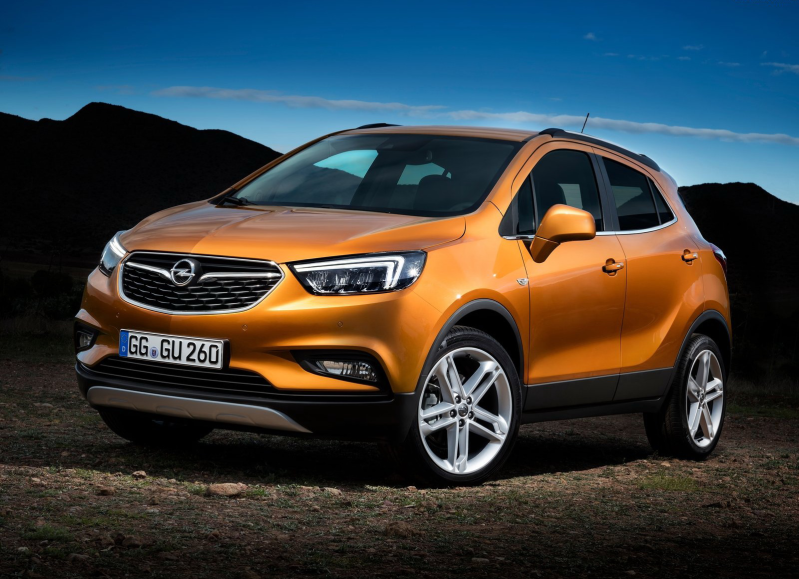 MOKKA X 1.6 CDTI 136hp AWD 120 Edition