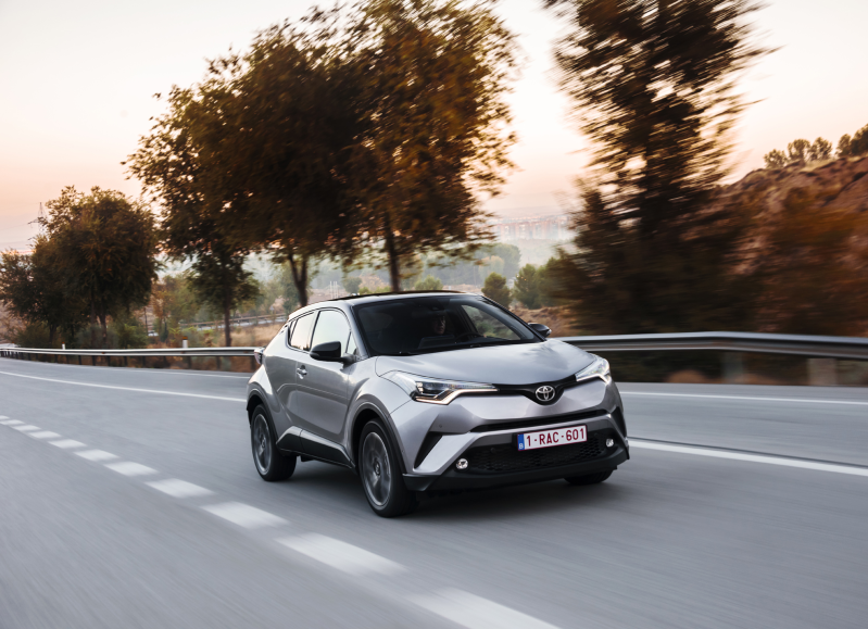 C-HR 1.8 HSD C-LUB Tech Pack