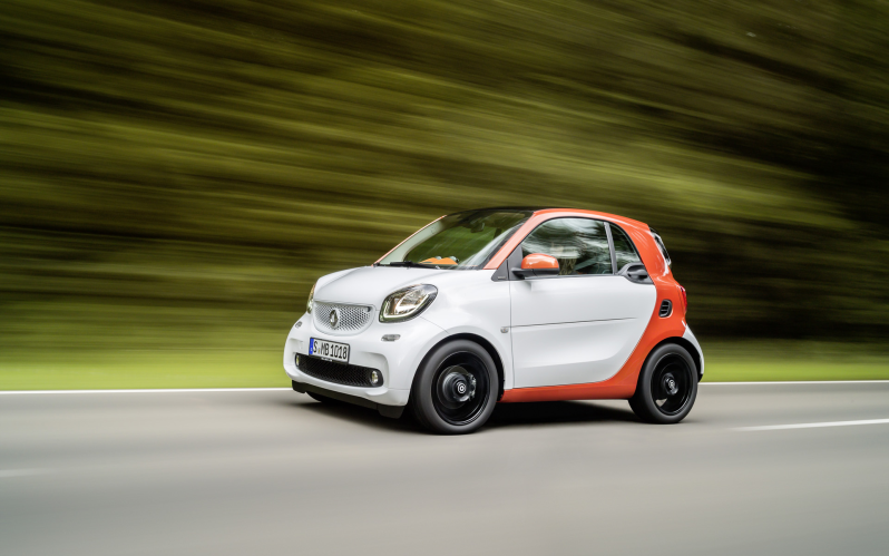 FORTWO COUPE 0.9 90HP
