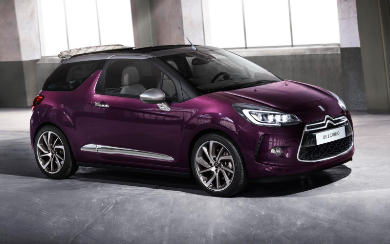 DS 3 CABRIO 1.2 PureTech 82 So Chic