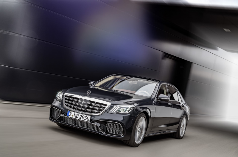 S-CLASS S 63 AMG 4 Matic Long
